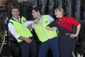 Nudge by Mirvac campaign: Qantas partner